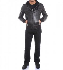 altimod siyah deri ceket 268x300 Boyner Deri Ceket