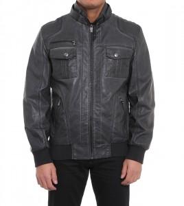 asymmetry-siyah-deri-ceket-lastikli