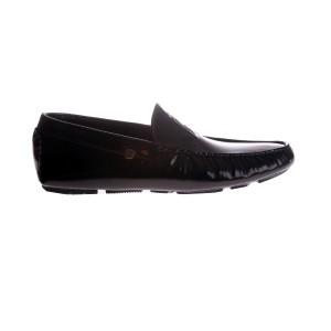 deriden-roberto-cavalli-siyah-klasik-deri-ayakkabi