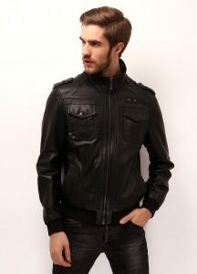 derimod-erkek-siyah-ceket