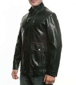 pi siyah deri mont 268x300 Boyner Deri Ceket