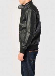 t box siyah deri ceket 218x300 Boyner Deri Ceket
